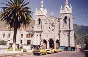 The Cathedral of BAÑOS (click here for more)